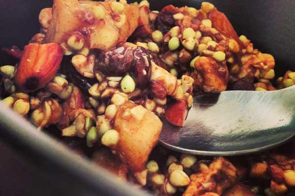 bovetesallad rawfood recept