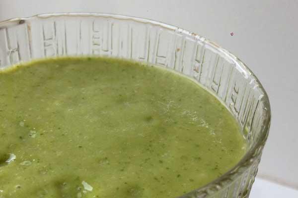 recept grön smoothie revenge