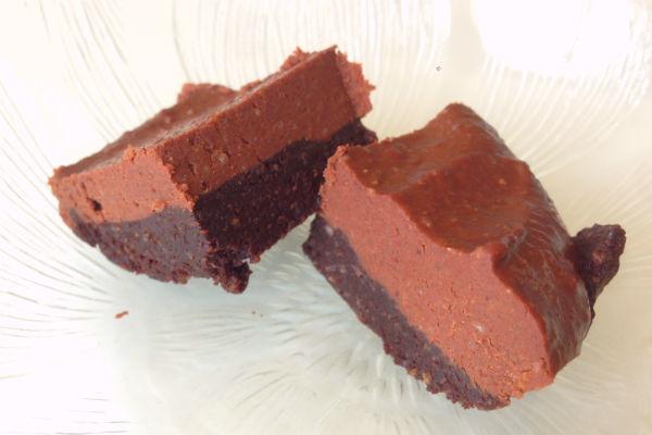 apelsin-choklad kaka rawfood recept