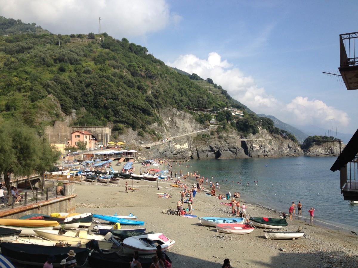 Monterosso – ett paradis!