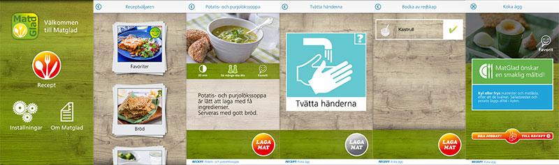matglad-laga-mat-app
