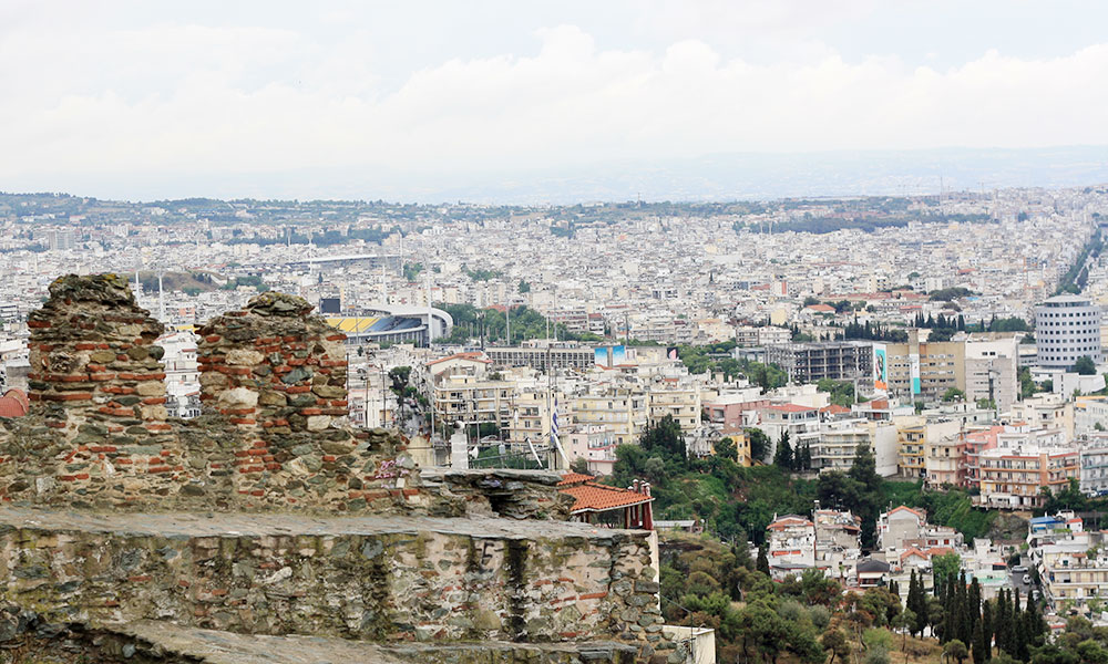 weekendresa thessaloniki grekland