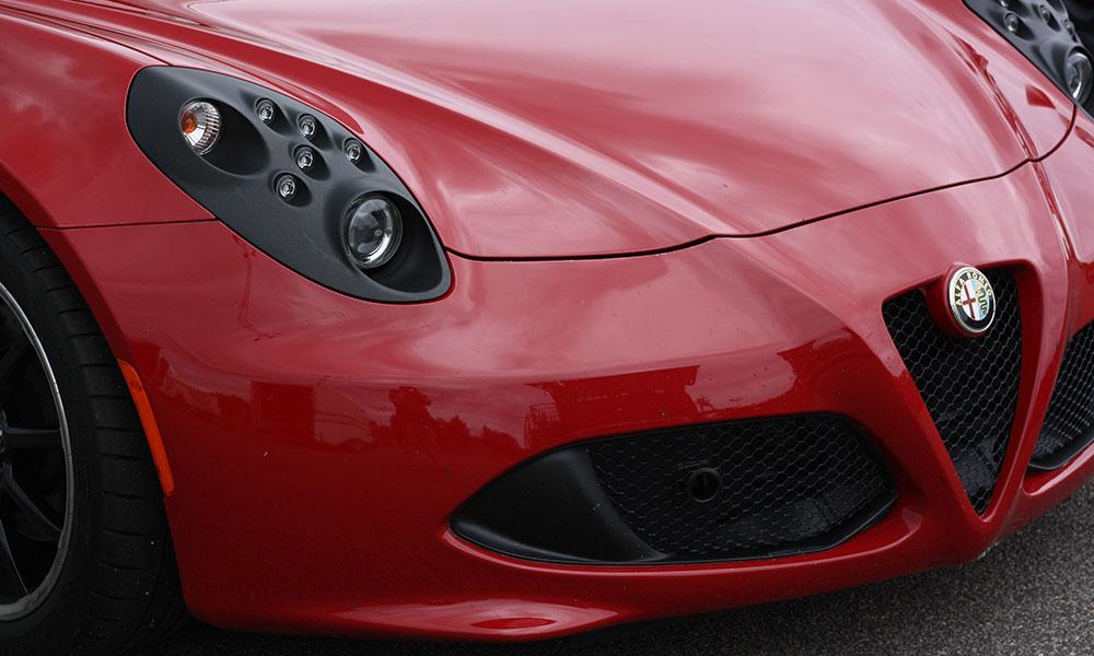 Kinnekulle ring Alfa Romeo Trackday 2017