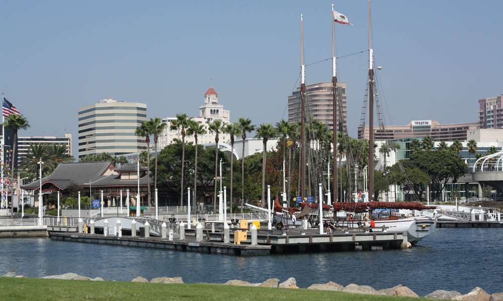 Long Beach los angeles