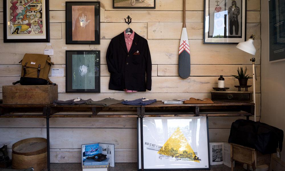 Att sälja allt i hemmet – en del i processen till ett nomadliv