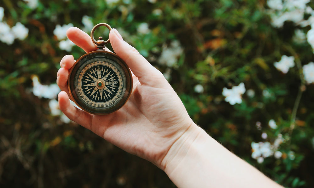 min inre kompass