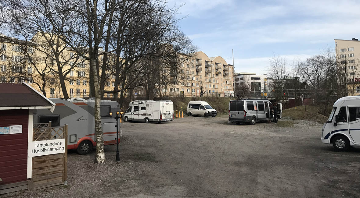 tantolundens ställplats stockholm