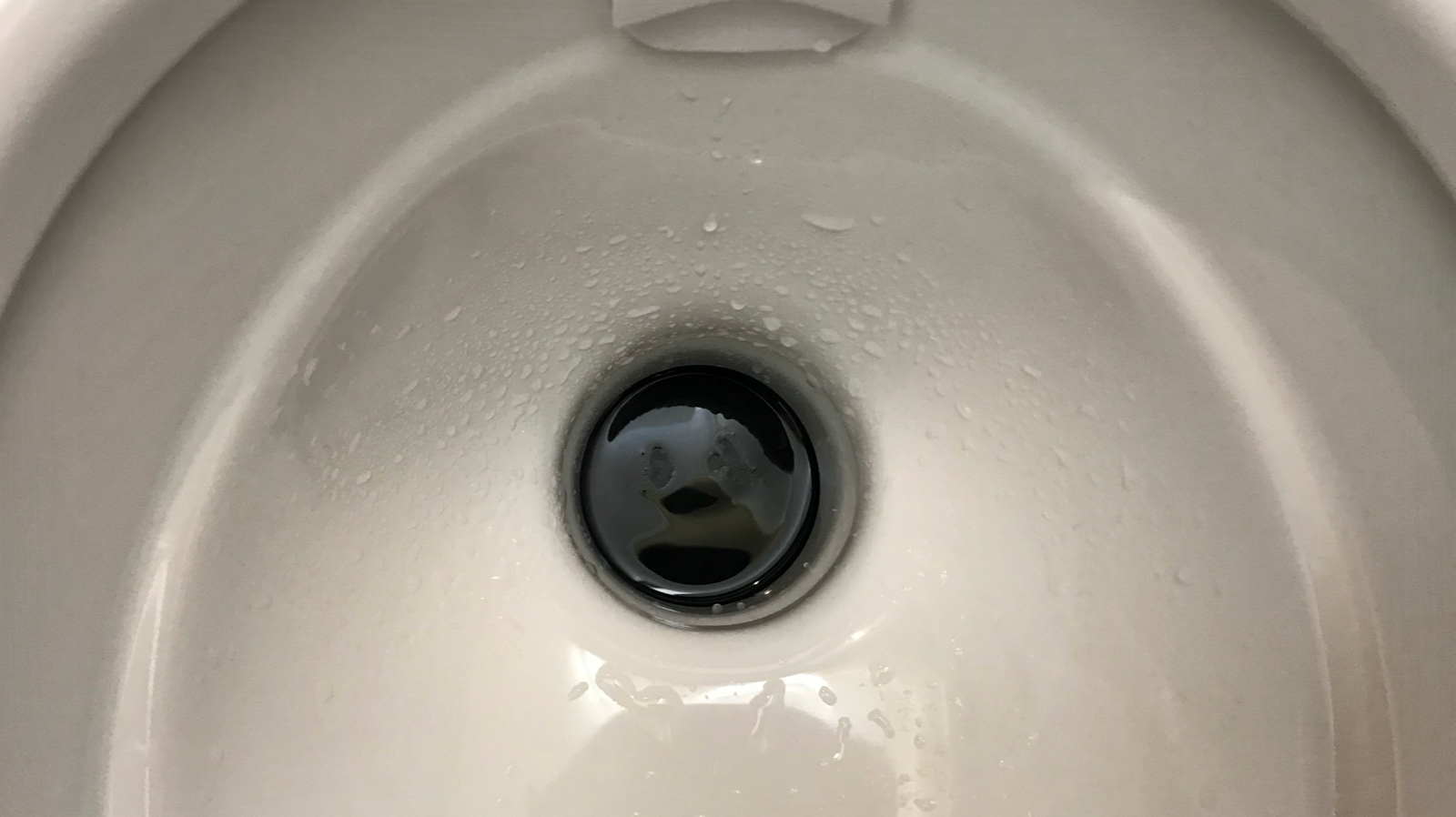 Toalett i husbilen
