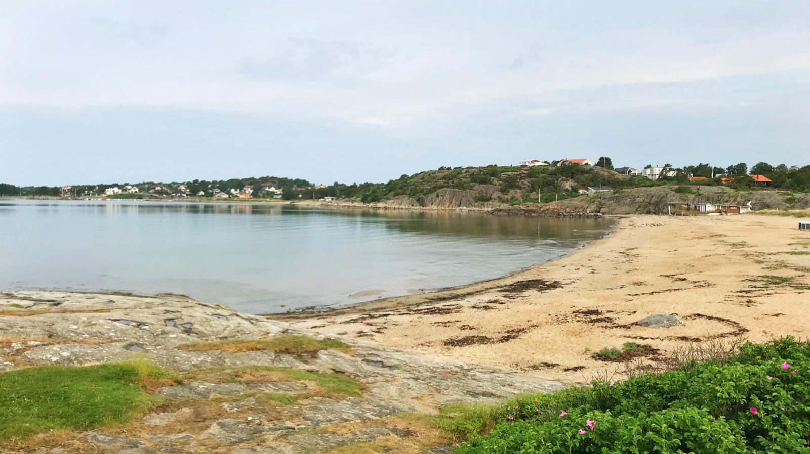 Åsa campings strand