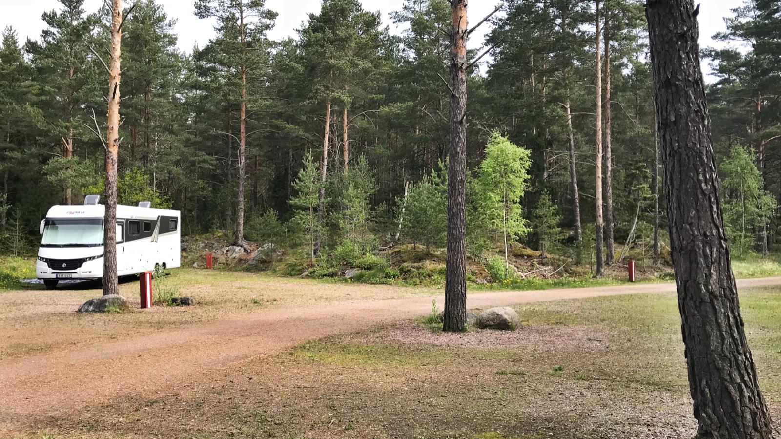 läckö camping