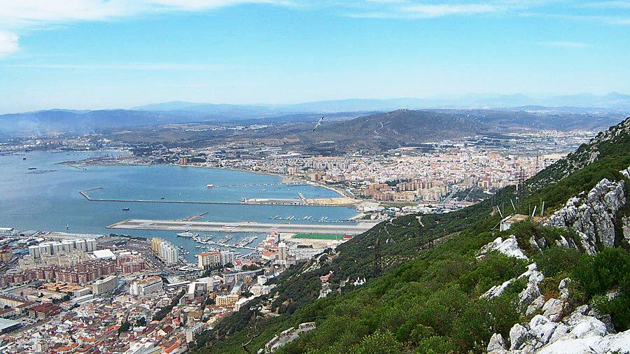 """För 16 år sen sa vi """"I do"""" på Gibraltar"""