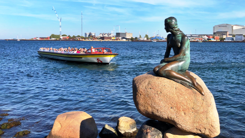 danmark med husbil havsfrun köpenham