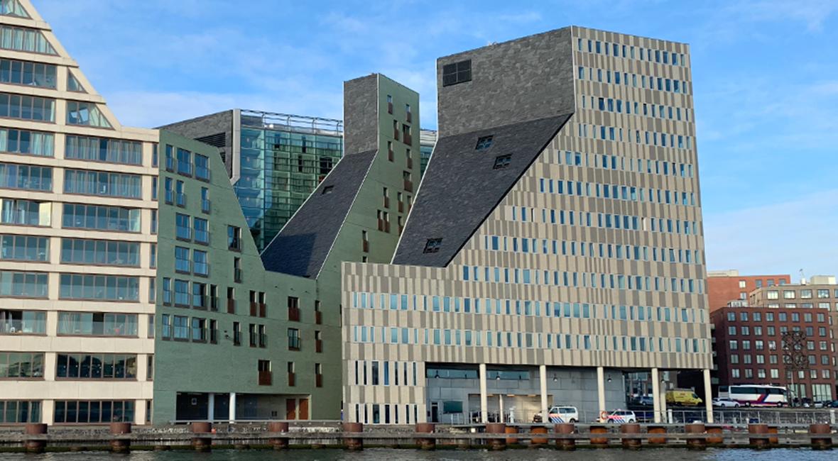 byggnader nederländerna