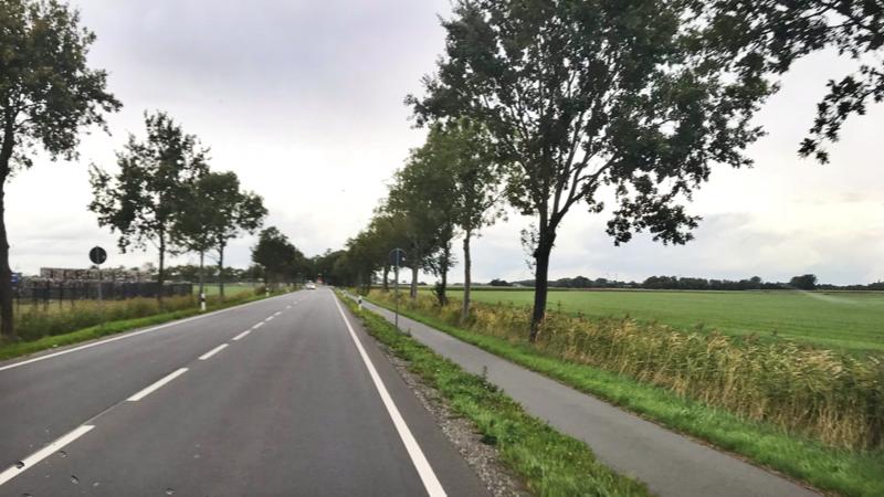 Reflektioner utmed Tysklands vägar