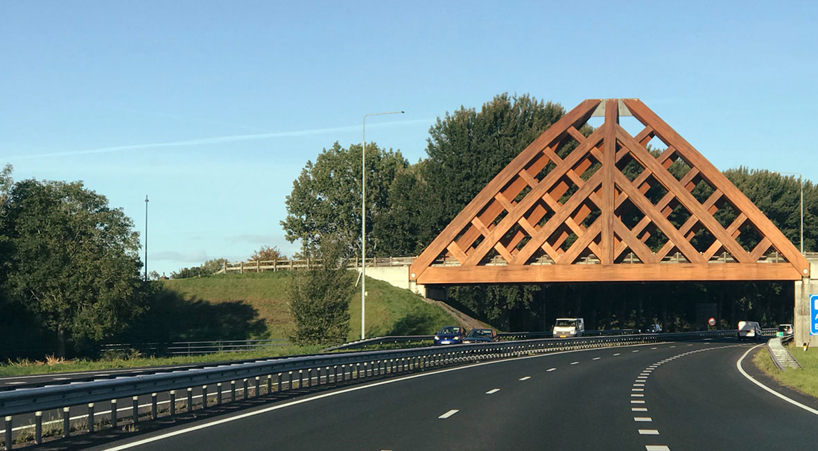 utmed vägarna i nederländerna