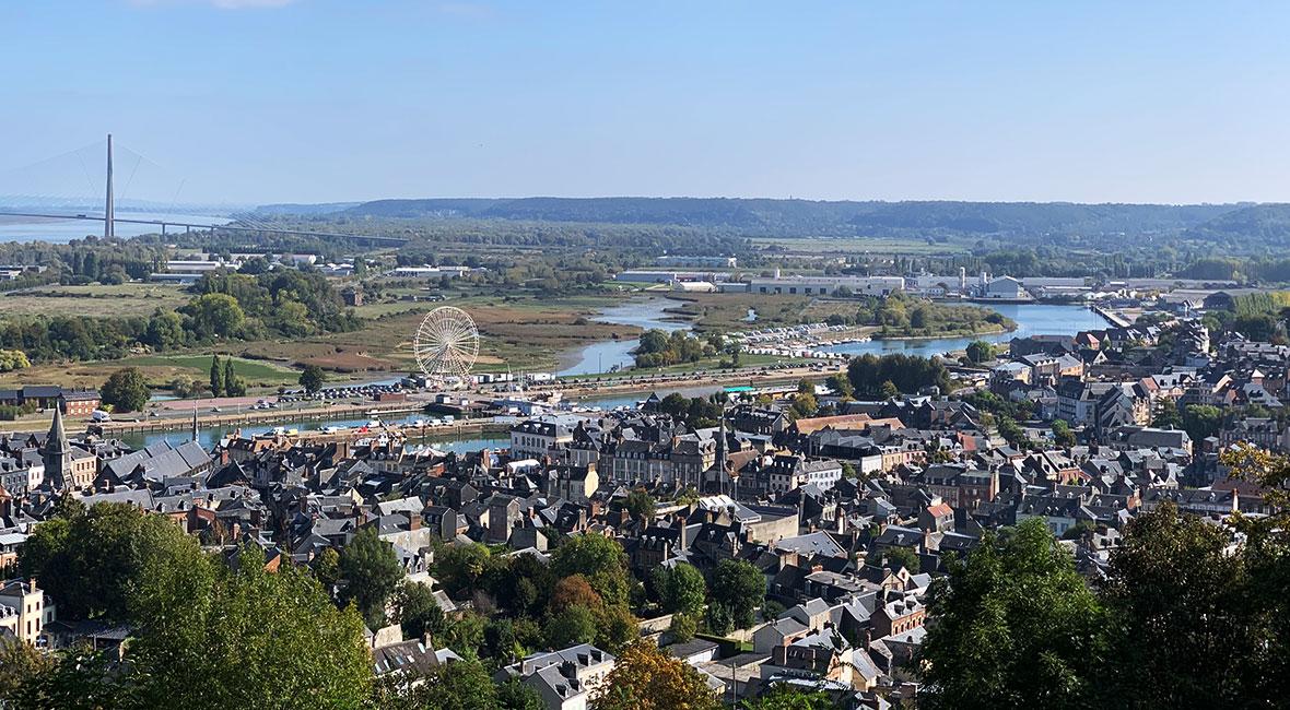 Honfleur Frankrike