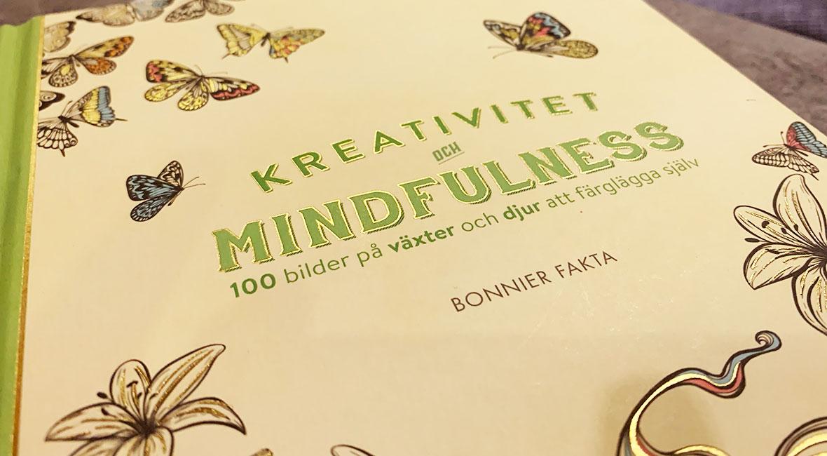 Målarböcker för vuxna (mindfulness)