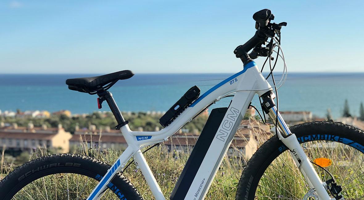 rogers elcykel