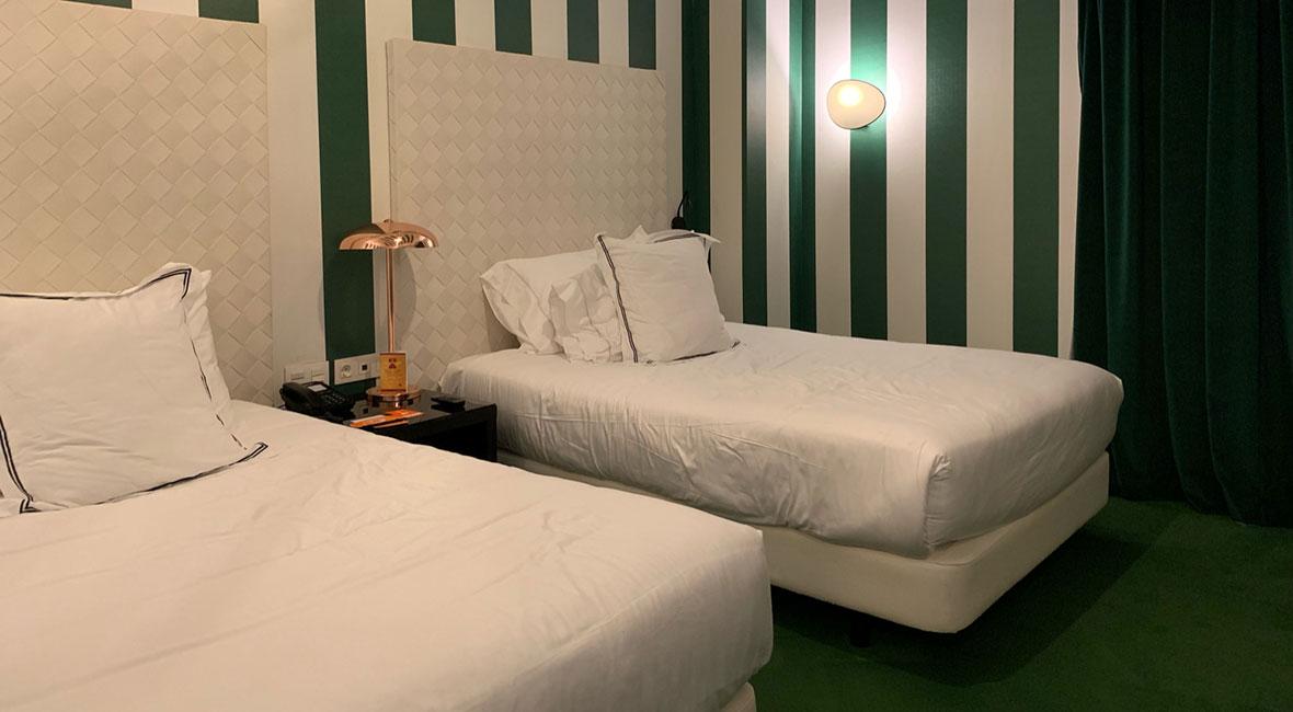 malaga hotell
