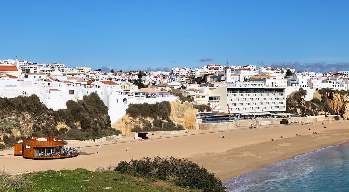 Altura, Albufeira och Alvor, i Algarve