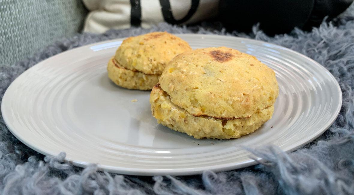 glutenfria frallor med sötpotatis