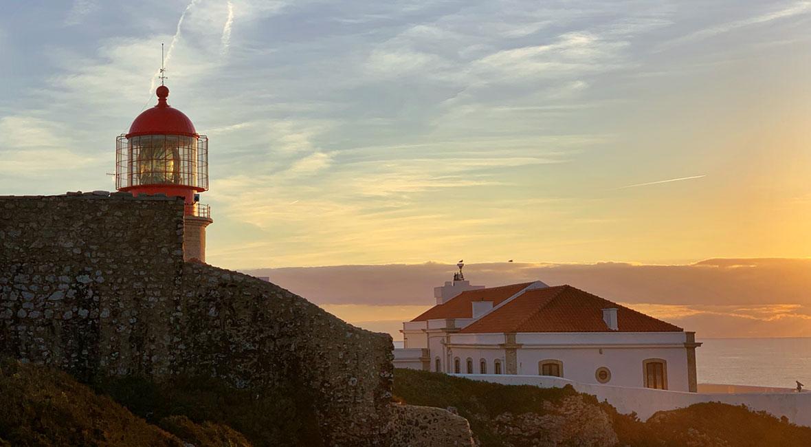 Nu lämnar vi Algarve, väldigt tillfredsställda