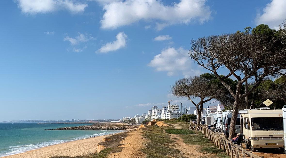 ställplatser i Algarve