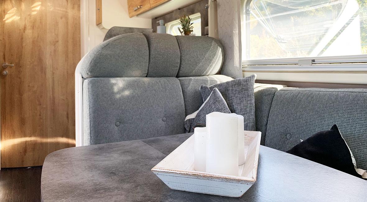minimalism inredning husbil