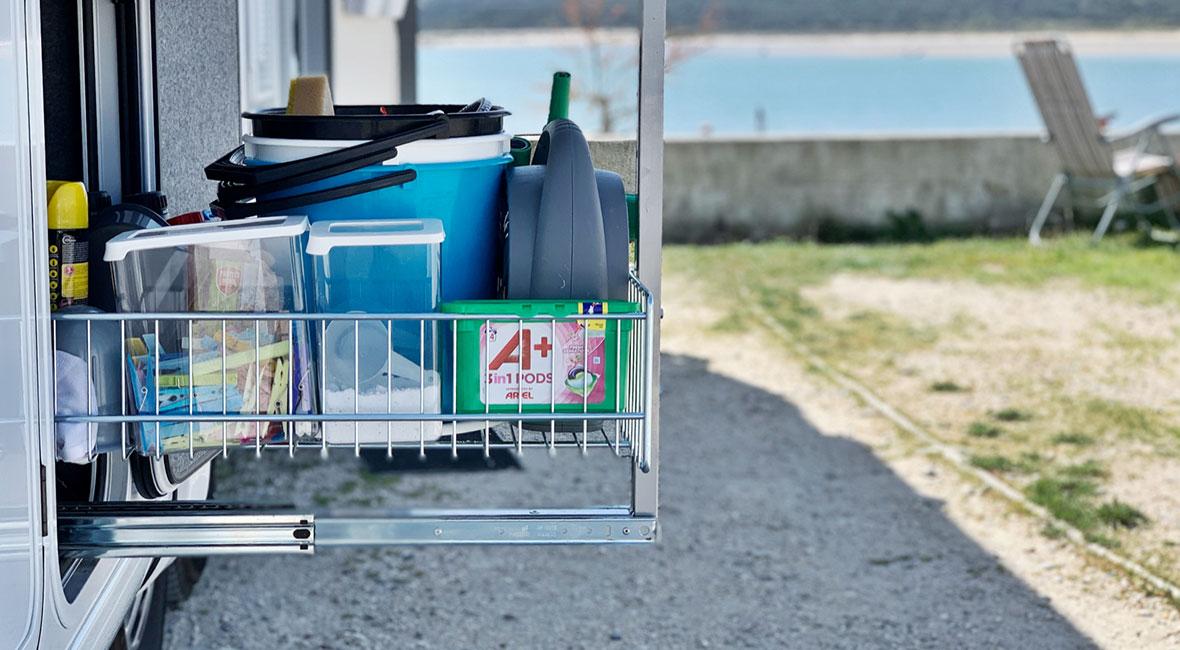 packningslista husbilen
