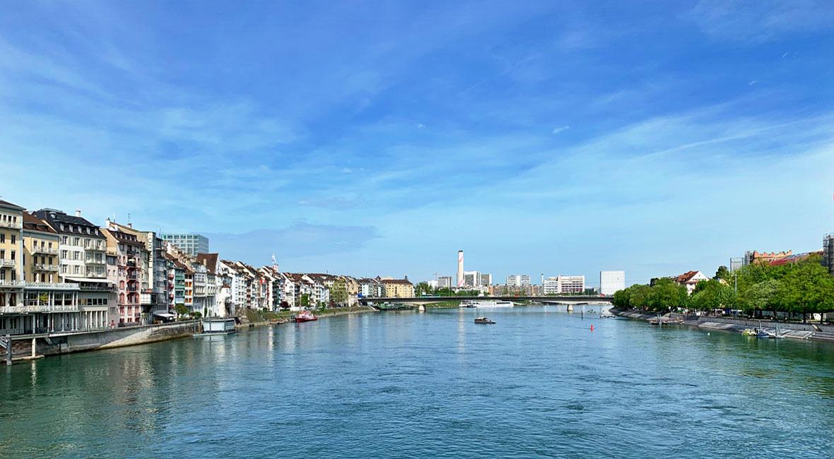 Intensiv dagstur till Basel i Schweiz