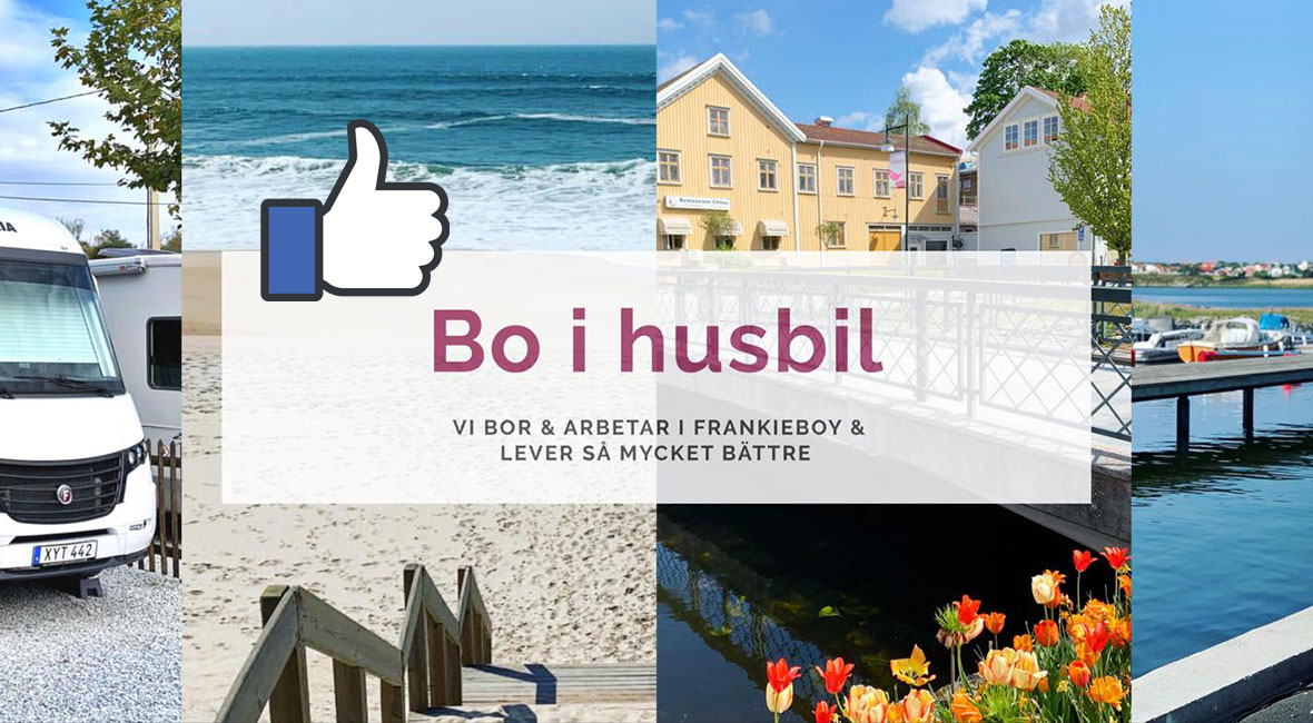 bo i husbil på facebook