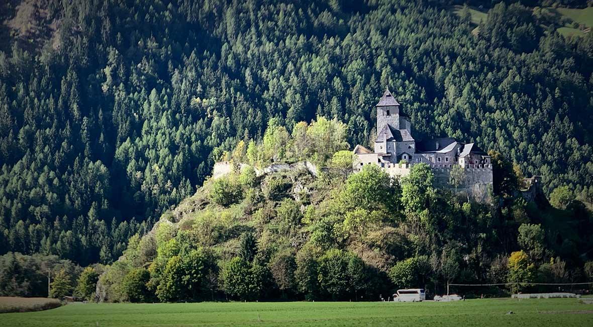 kloster dolomiterna