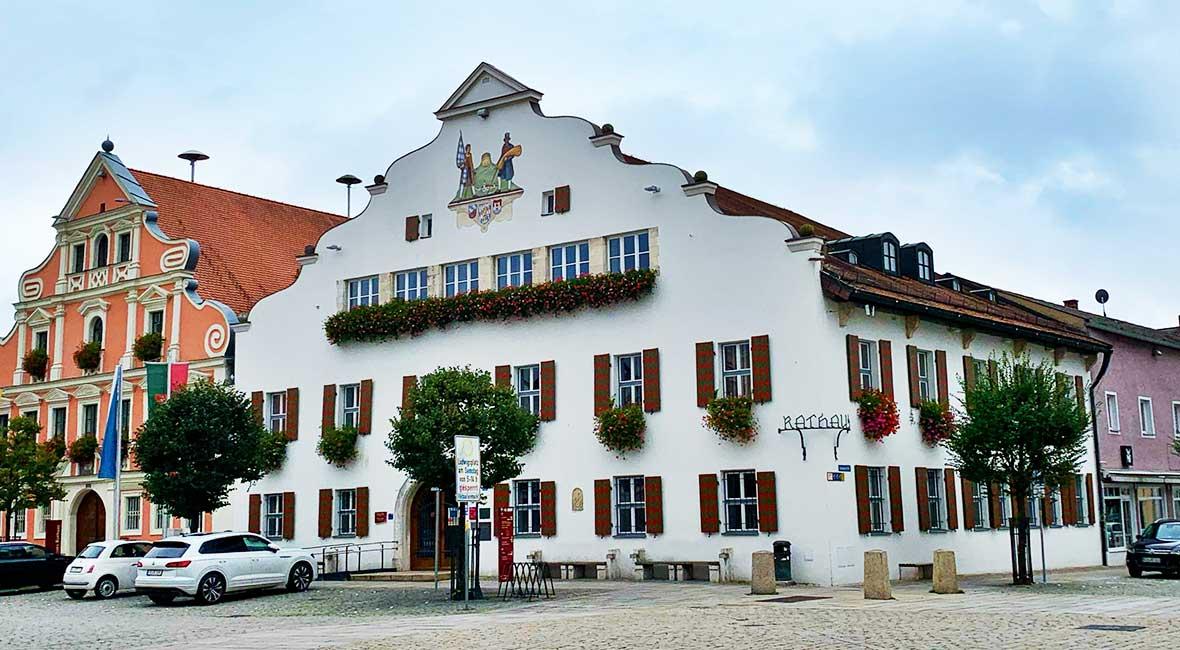 Kelheims rådhus