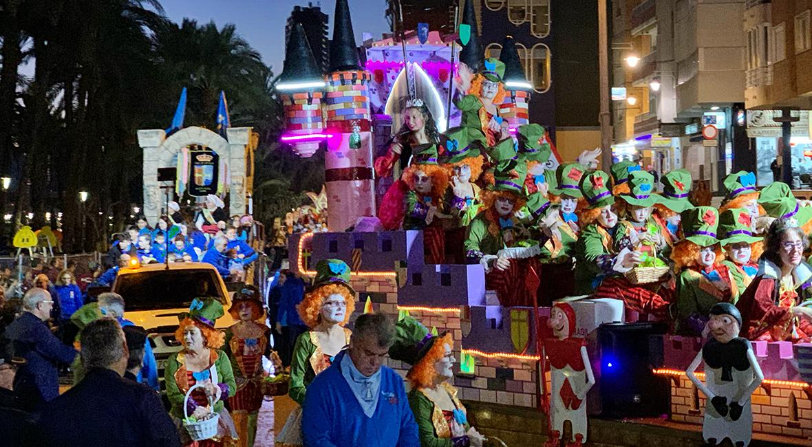 Paraden av flytetyg