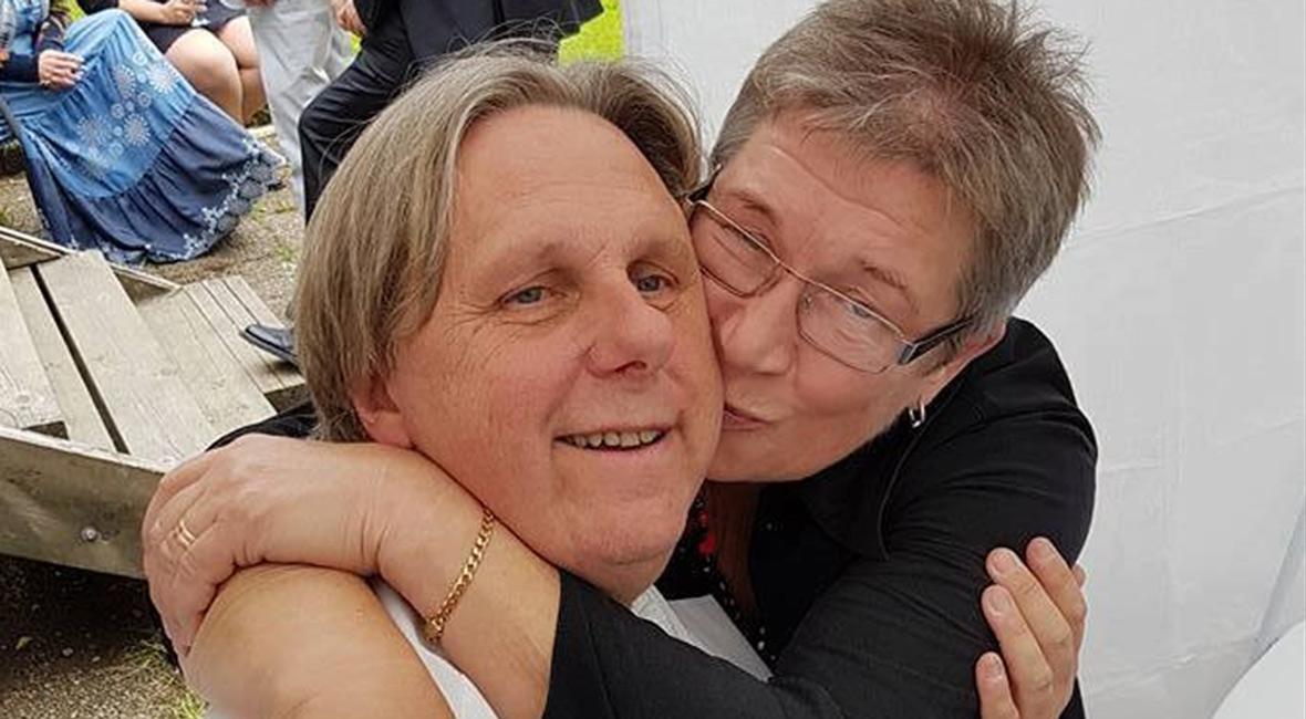 Marguerite & Kjell fortsätter så länge de är friska och har lust