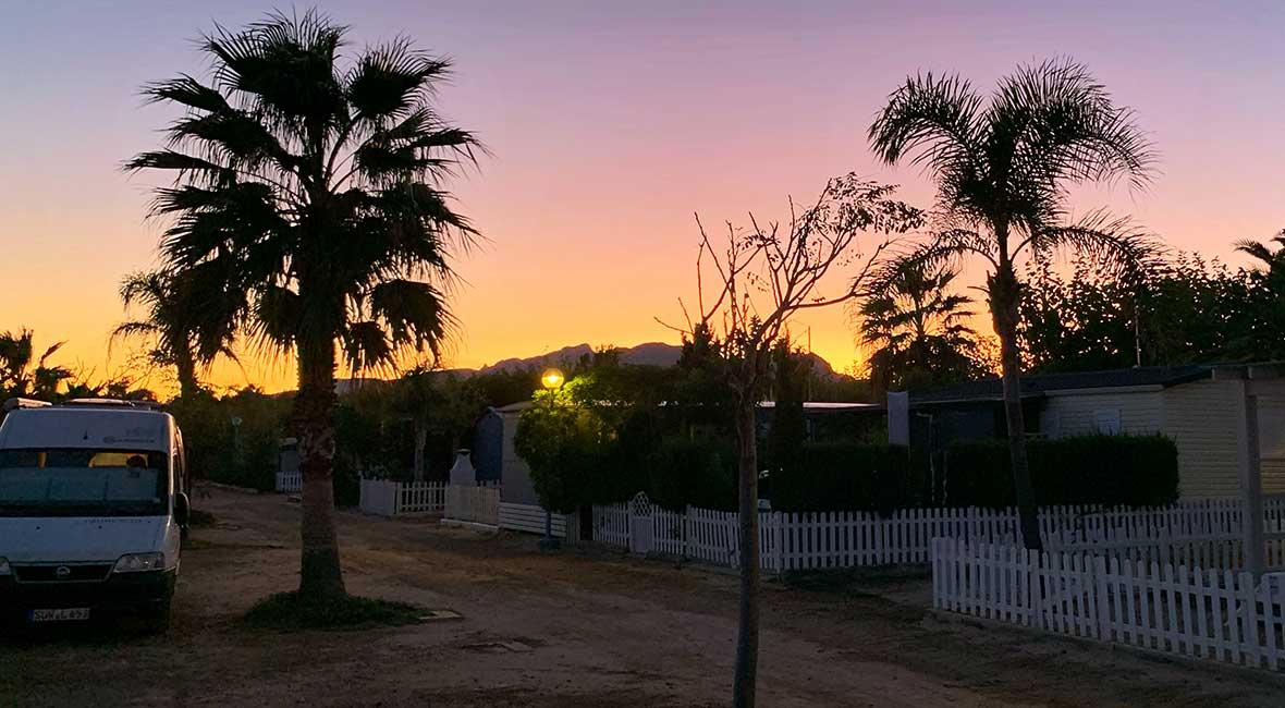 solnedgång medicin spanien