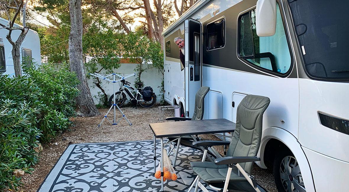 camping Los Pinos