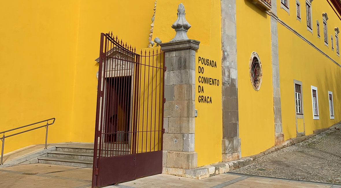 Färgglatt i Tavira