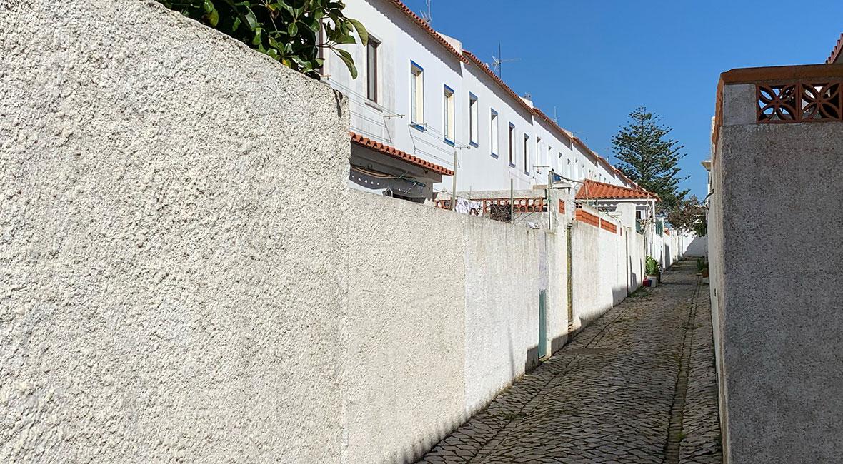 Porto Covo radhus