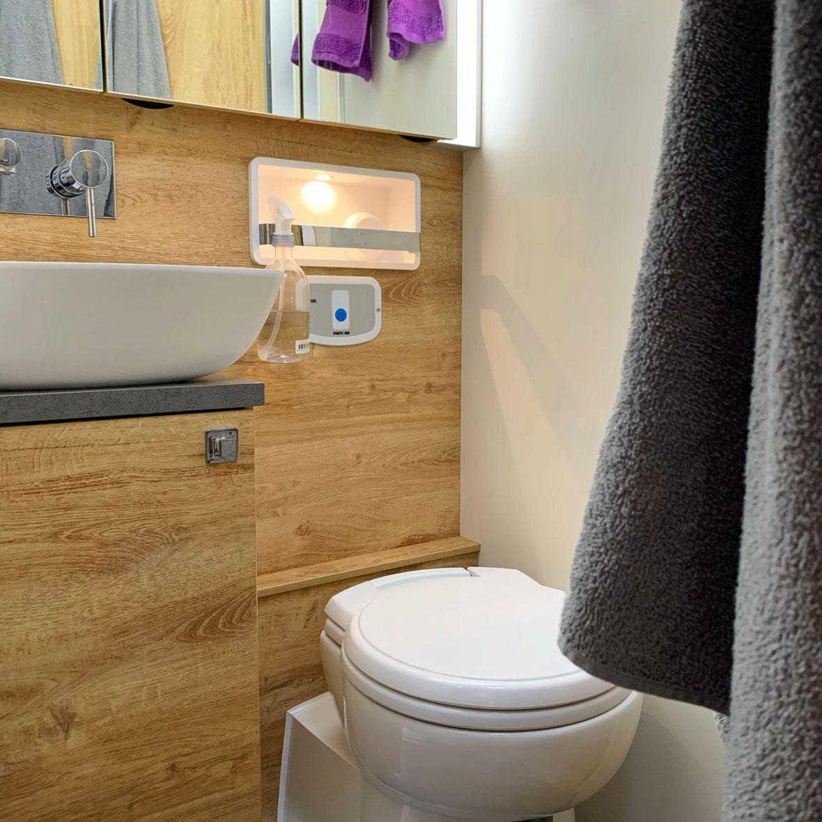 toalett husbil