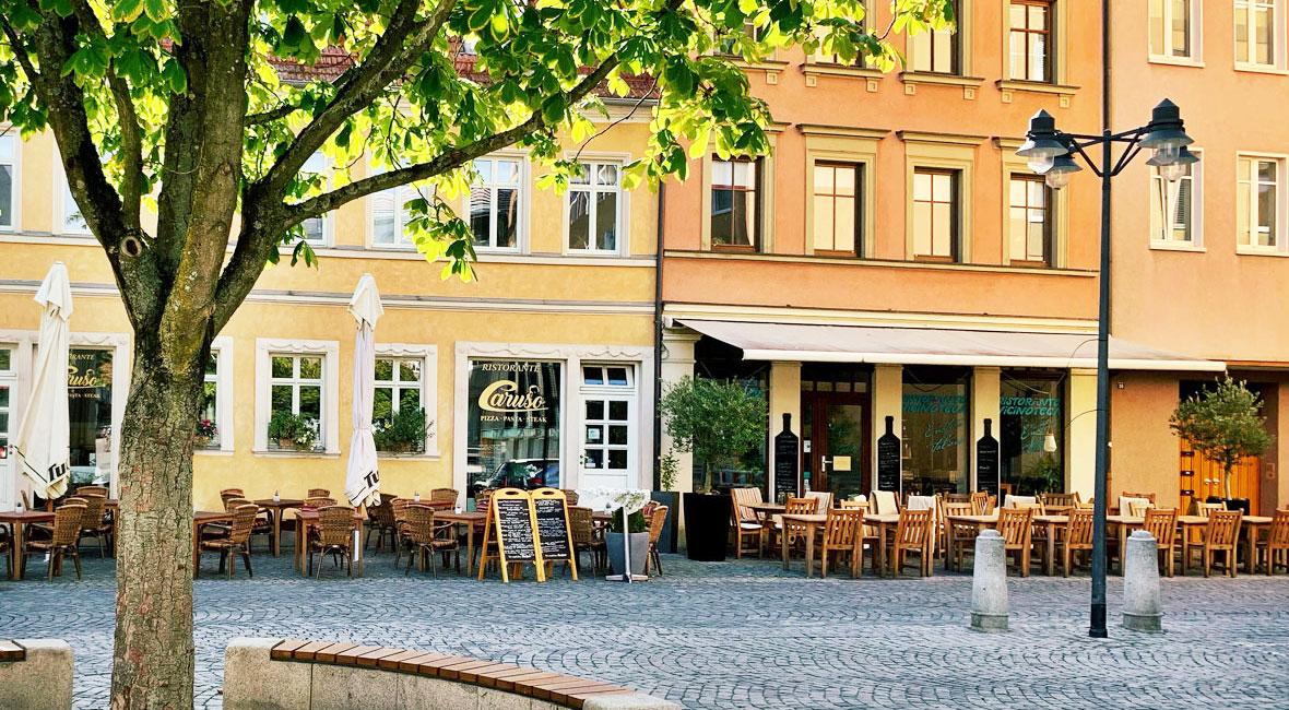 Schweinfurt är en industristad med charm