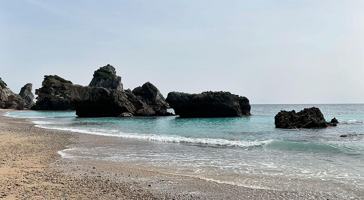 blå kusten