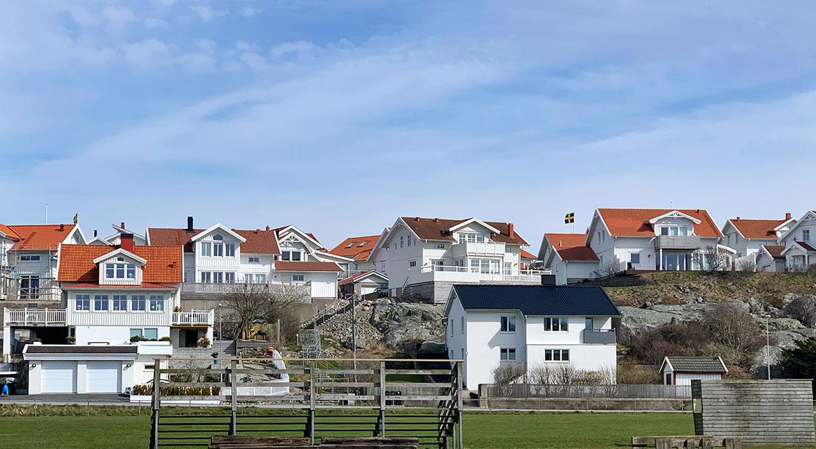 Husen på Fotö