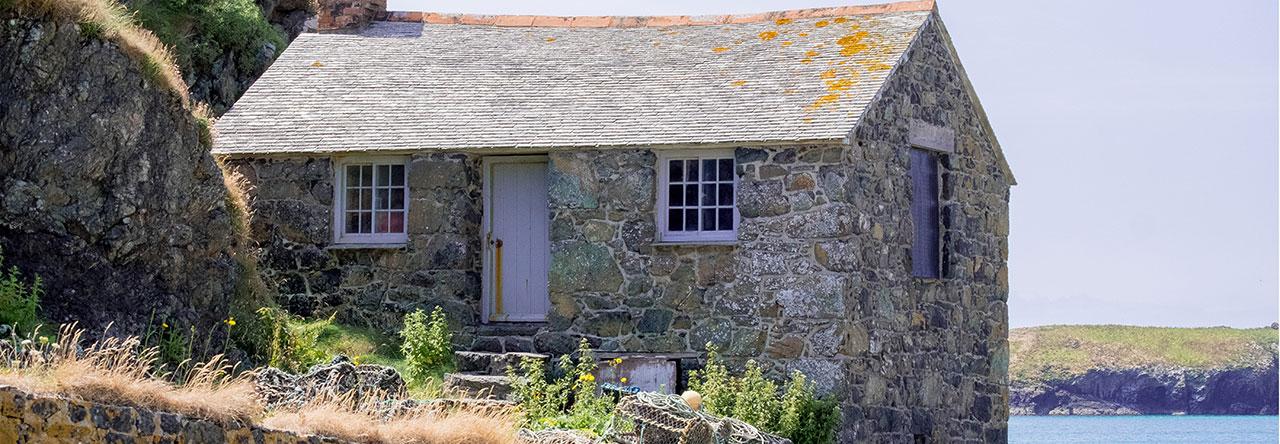 Ett tiny house utan hjul blir det!