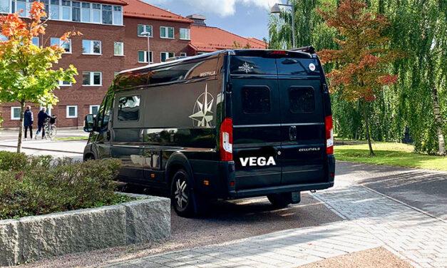 Vega blir perfekt i Portugal