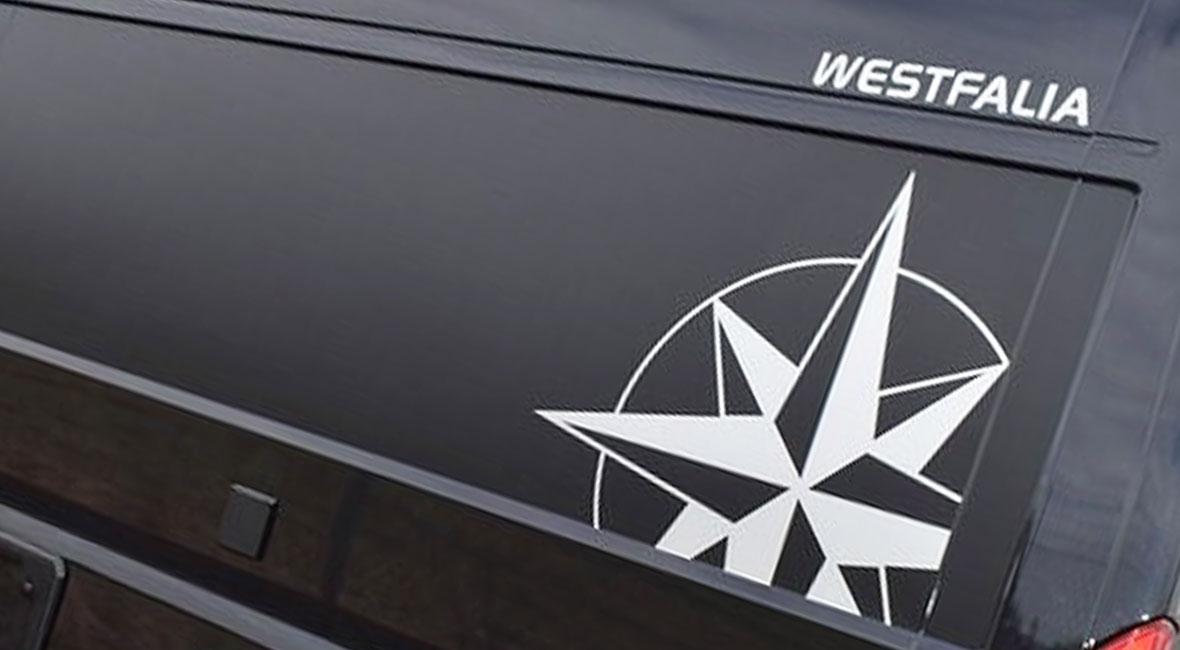 Vega är en Westfalia Columbus van