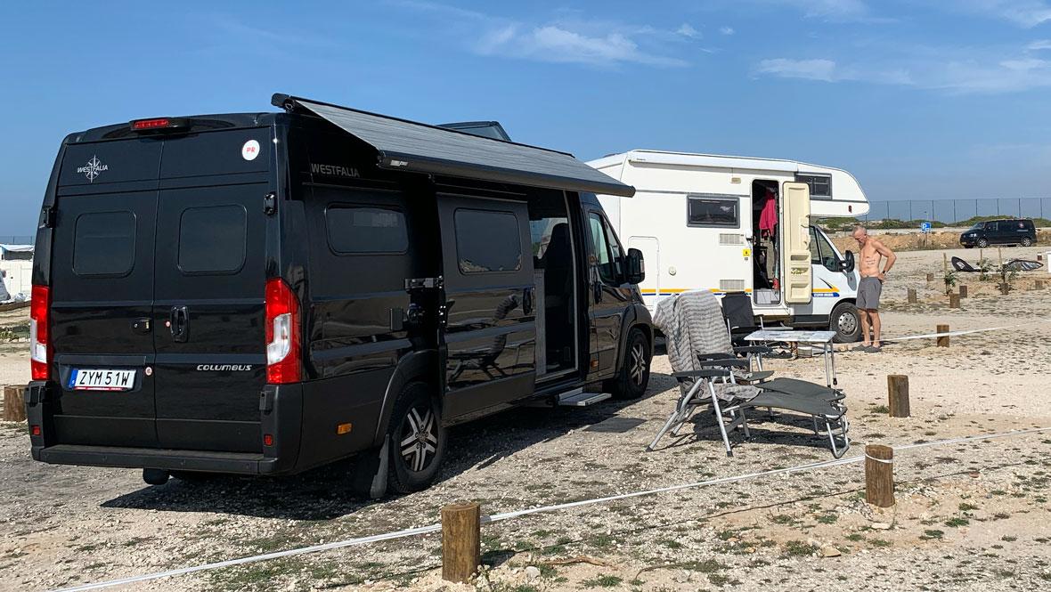 camping peniche