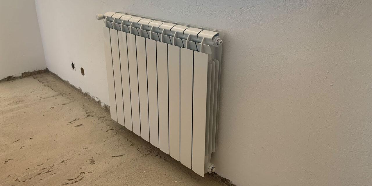 Projekt: Värme och varmvatten i huset