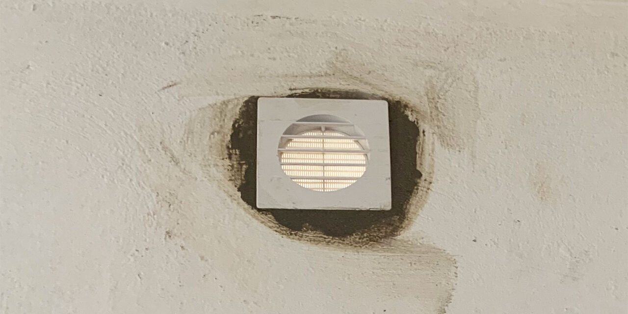 Projekt: Ventilation inomhus