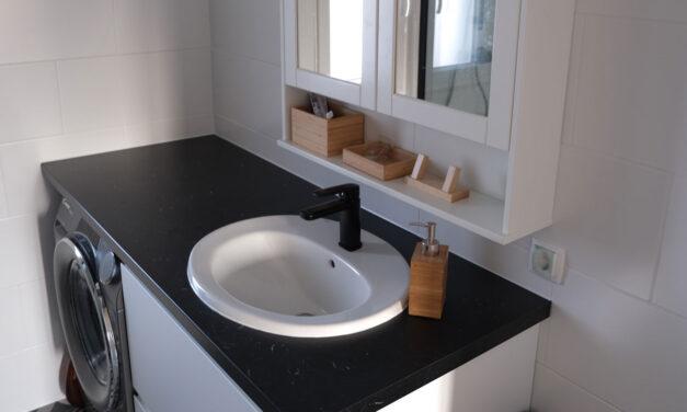 Projekt: Renovera badrummet